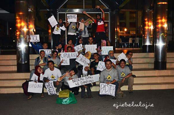 Event Bandung Night Hitching Race(doc Thor)