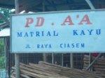 Ciasem arah Indramayu, knp bisa pas yah? hahaaa(doc by Tides)
