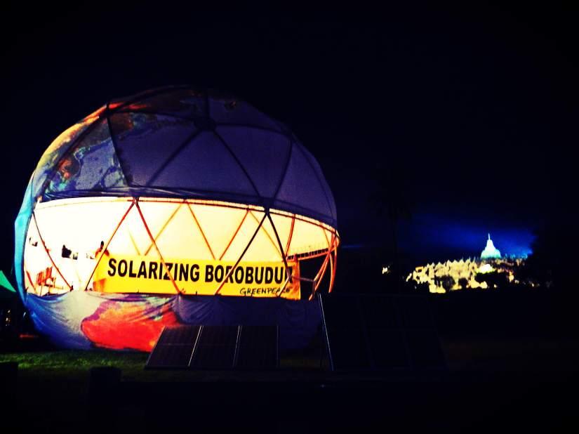 Solorizing Borobudur(doc by Tides)