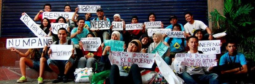 Goes to Baduy, Banten
