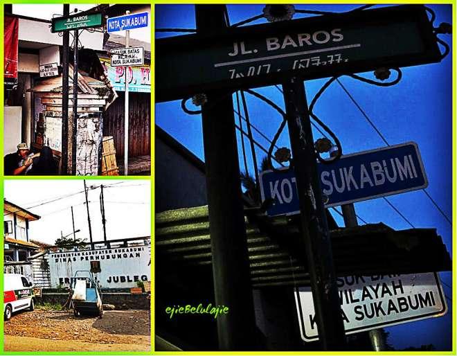 Batas wilayah Sukabumi. Terminal Jubleg, tempat kami berkumpul sebelum menuju ke basecamp Buniayu(doc by Ongston Obe/BBram/DnyS)