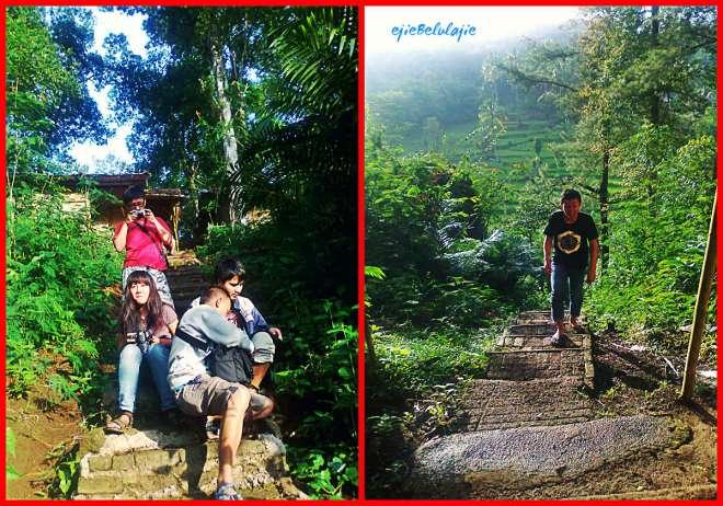 Dny, Hartip, Salym, Tata dan Nicky sepulang dari Goa Kelelawar(doc pribadi)