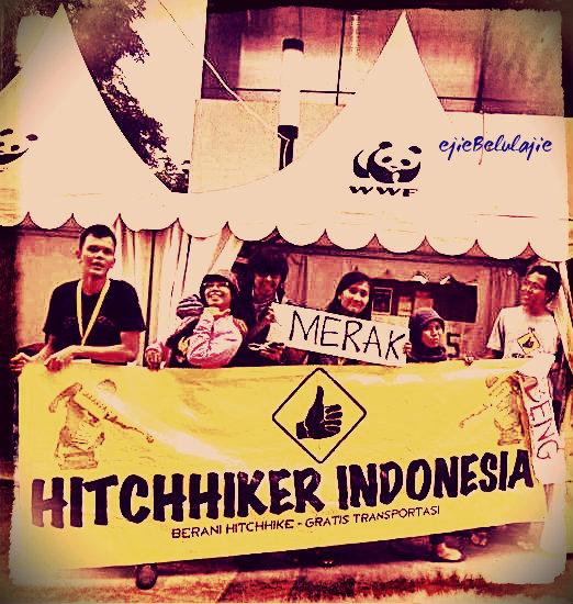Stand bersama HHI (doc by Wirawan)