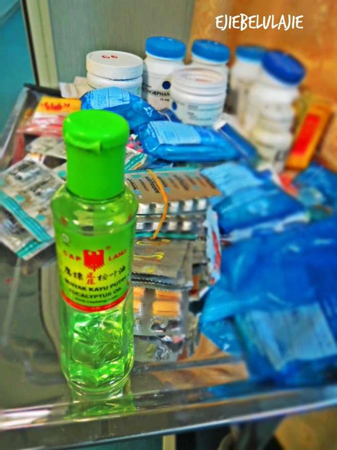 The medicine(doc Kadeplog, photo by me)