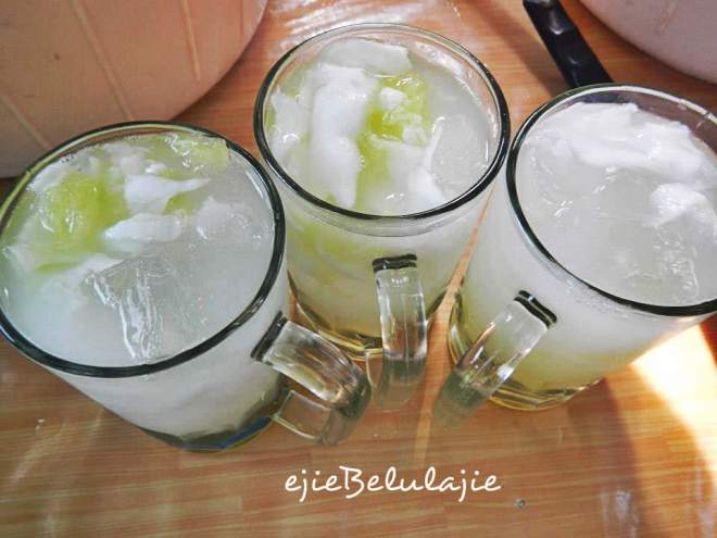Es Kuwut Bali ada di Pekalongan, Jawa Tengah(doc pribadi)