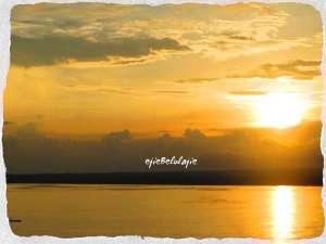Menjelang sunset di Labuan Haji, Lombok Timur17 Februari 2013 05:24 PM