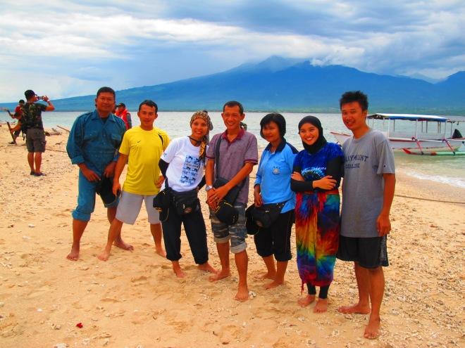 Gili Bagik, Lombok
