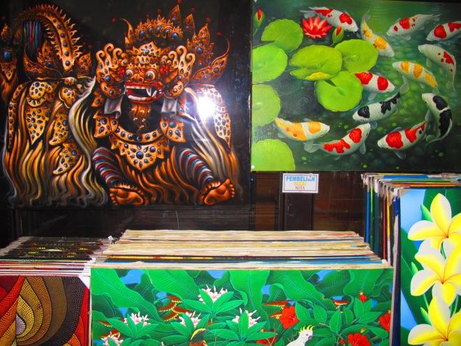 Lukisan juga ada disini(doc Hikmah photo by me)