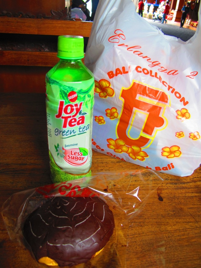 Si coklat dari Kapten Bambang(doc Hikmah)