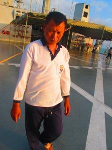 Pak Anshar(doc Hikmah)