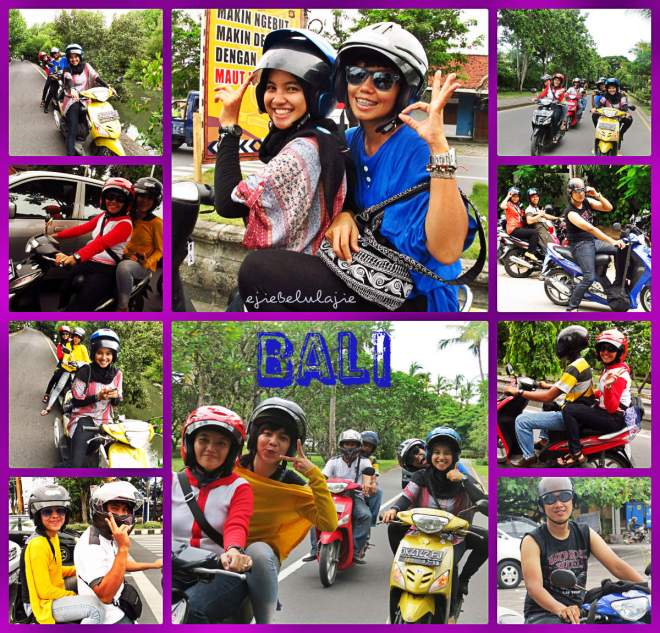 d ship motorcycle bikers(doc Hikmah/Kadeplog)