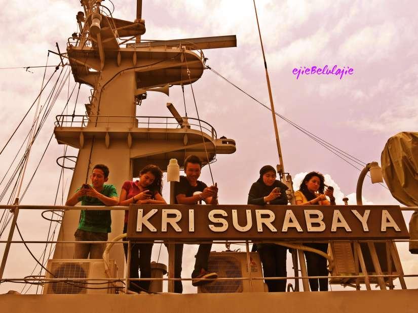 Finally, we're home. JITC, Pelabuhan Tanjung Priok. (doc Kadeplog, photo by me)