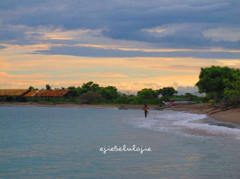 Sunset POSAL, Selat Alas, Lombok