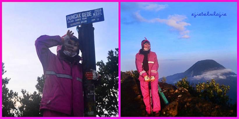 #6. Gunung Gede menuju Gunung Pangrango, jalur pedas buat kakiku. (doc Ricky Merah)