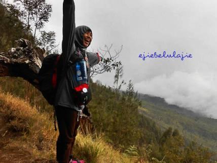 #8. Gunung Lawu via Cemoro Kandang. Perjalanan panjang menyapa kesabaran hati. (doc Erlin Sitinjak)