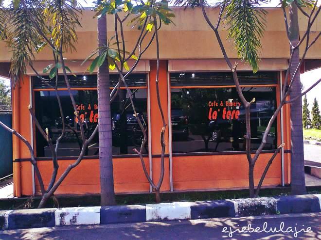 Kantin, caffe dan bakery, La Tere (doc pribadi)