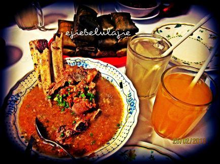 Sop konro Surabaya yang menggugah selera ;) (doc pribadi)
