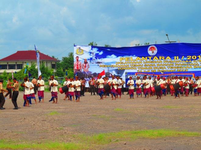Pembukaan Pelantara II (Temu Saka Bahari), Labuan Haji, Lombok Timur (doc Hikmah)