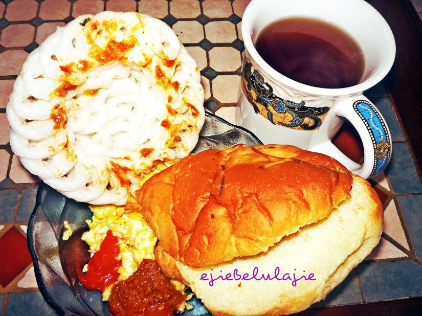 Roti burangrang isi (doc pribadi)