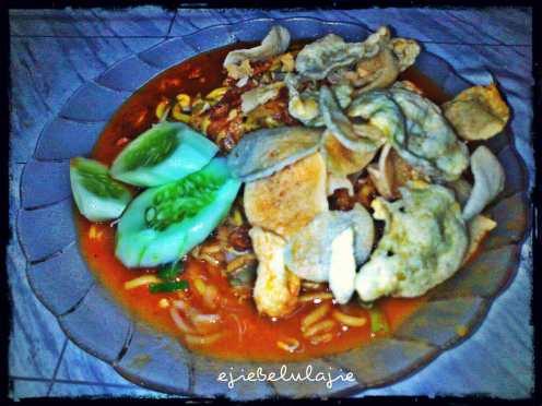 Mie Aceh Tumis (doc pribadi)