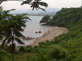Sudut lain Pantai Ujung Negoro Kulon (doc Ecy)