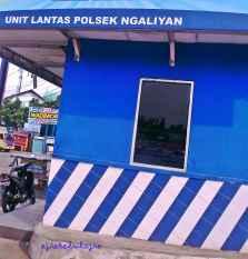 Yeaaayyy... sampai! Belum resmi Semarang ini.. heheehe (doc pribadi)
