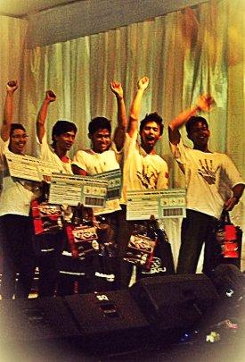 Win the Subaru Palm Challenge 2010