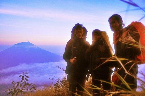 Erore bersama Yoko dan Loli (doc pribadi)