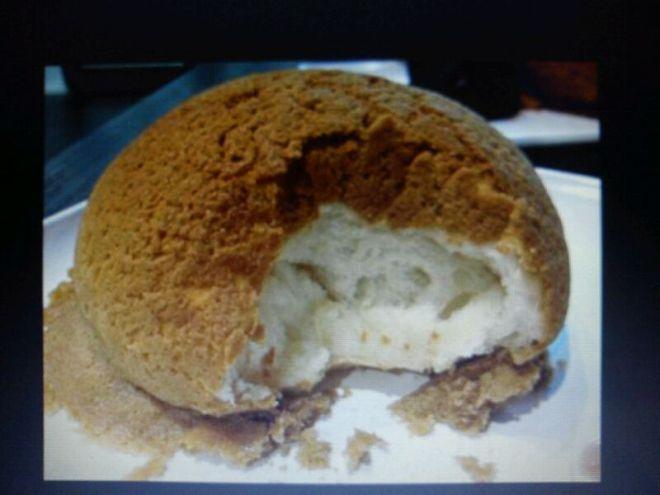 Roti isi kosong :P (doc Kawan)