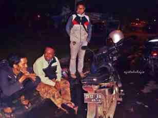 Ki-Ka: Ramdan, Yudhis dan Berta (doc pribadi)