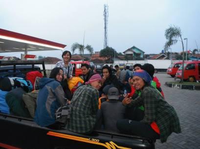 Bertemu di Tanjung Garut (doc Irwansyah)
