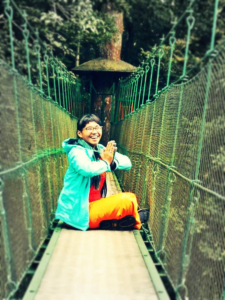 @Canopy Trail Taken by Kang Iman (doc pribadi)