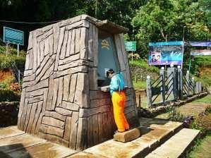 Situs Megalithikum Gunung Padang. (doc pribadi, taken by Kang Iman )