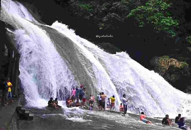 The waterfall (doc pribadi)