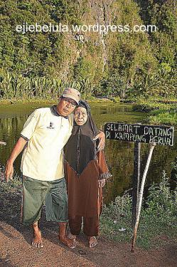 Daeng Beta dan ibunya (doc pribadi)