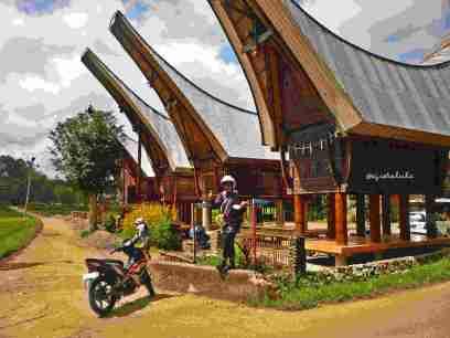 Dusun Parinding Utara, Tana Toraja. (doc pribadi)