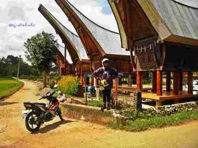 Desa Parinding, Toraja. (doc pribadi)