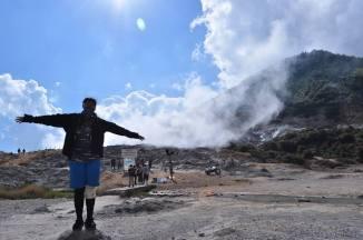 Kawah Sikijang, Dieng (doc pribadi, taken by Erore)