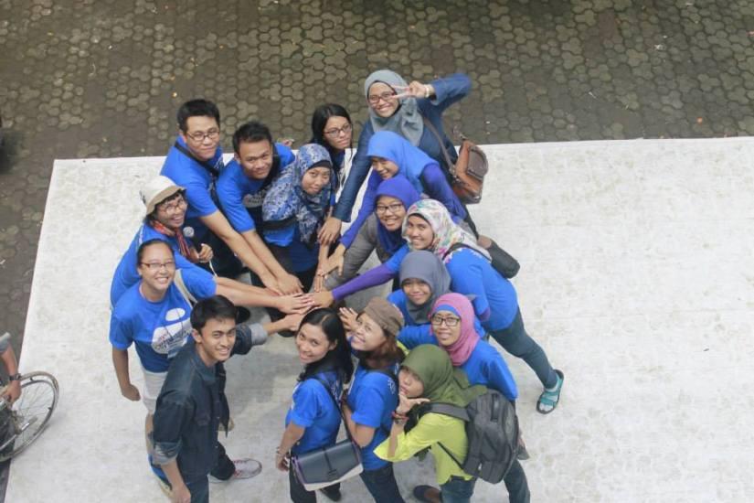 Bimbel Koran's Team (doc Novriyanti, taken by Pambudi Bayu)