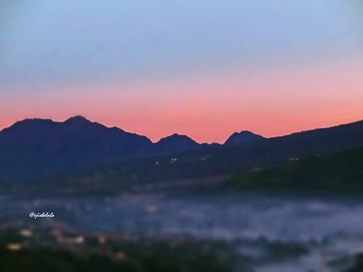 Sunrise kece (doc pribadi)