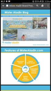 Kemudahan Mister Aladin (doc pribadi)