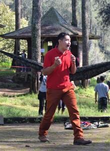 Rijal, Games Masters (doc by Bagus Setyawan)