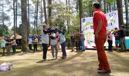 Games Master beraksi (doc by Bagus Setyawan)