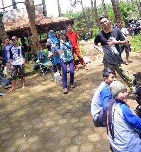 Arahan dari class leader (doc by Bagus Setyawan)