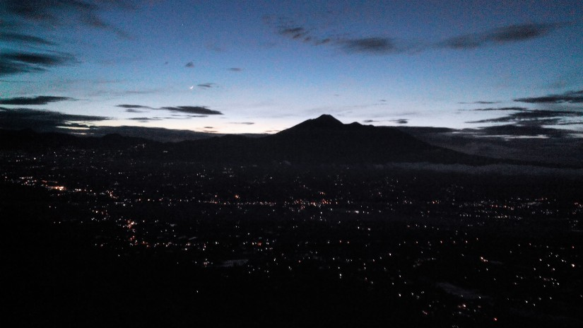 Gunung Gede Pangrango (doc pribadi)