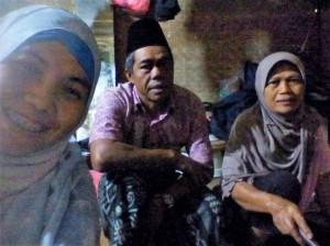 Pak Iya dan istri (doc pribadi)