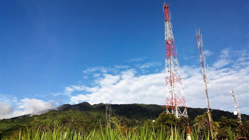 Pemandangan Gunung Halimun Salak (doc pribadi)