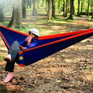Leyeh santai tanpa flysheet. Doc by @anggitinsave