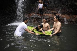 Curug Cipeuteuy Doc by Putri