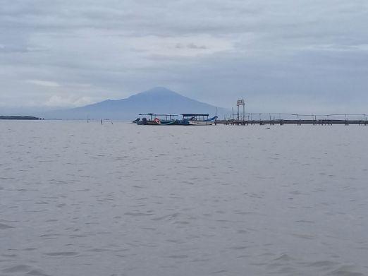Gunung Ciremai pun terlihat dari sana. Doc pak Auki